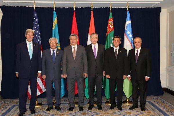 ВВашингтоне встречаются министры иностранных дел США и стран Центральной Азии