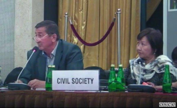 Киргизия винит ОБСЕ впопытке дестабилизировать ситуацию вгосударстве