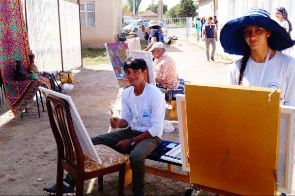 В музее ИЗО пройдет круглый стол на тему «Молодые художники и перспективы сотрудничества стран СНГ»