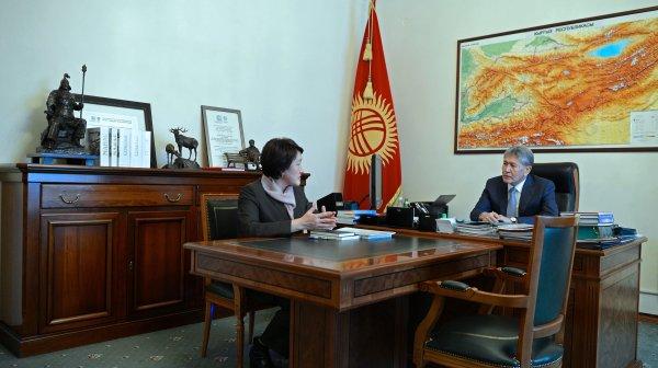 Выборы президента Кыргызстана состоятся 19ноября 2017
