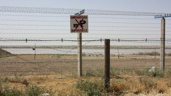 Кыргызстан иУзбекистан обследовали 55 неоднозначных участков награнице