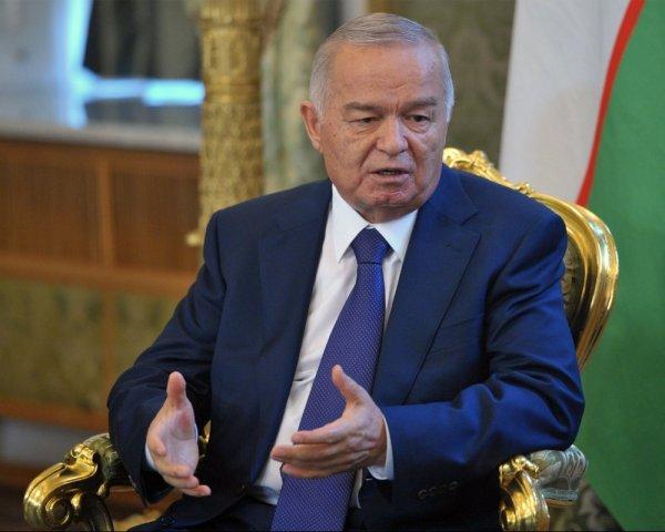 СМИ Узбекистана пишут о президенте в прошедшем времени