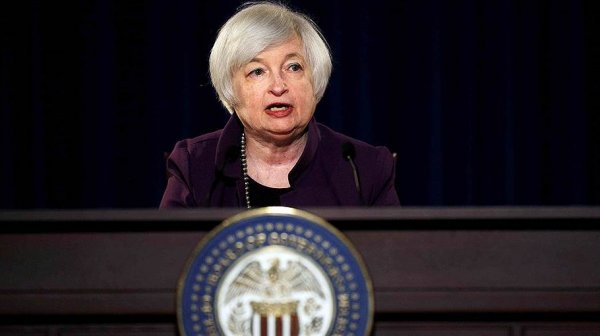 Глава ФРС США ждет повышения ключевой ставки до конца года