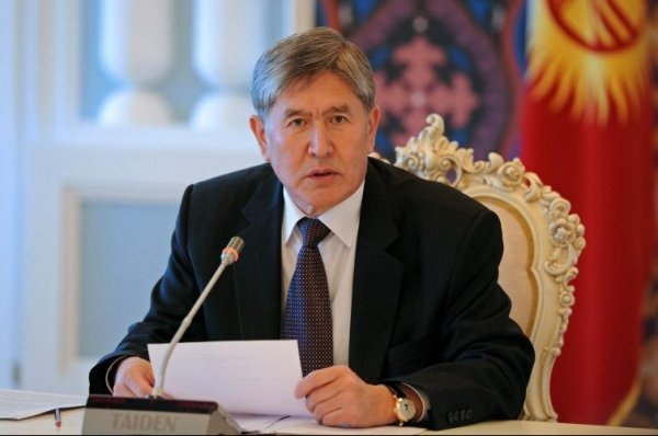 Атамбаев призвал поддержать проведение конституционного референдума