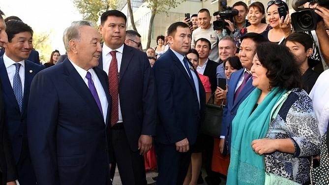 Экономика Алматы в 5 раз превышает ВВП Кыргызстана и Таджикистана, - Назарбаев