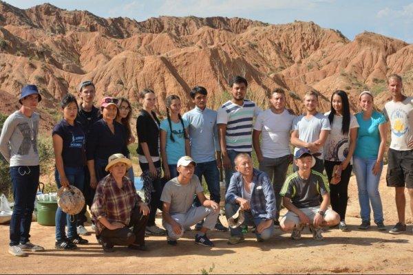 В Кыргызстане прошли мастер-классы для студентов художественных вузов СНГ и Прибалтики