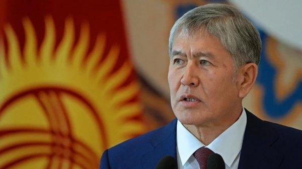 Атамбаев назвал терактом убийство посла Российской Федерации вТурции