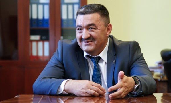 «Онугуу-Прогресс» выдвигает кандидатуру Нурдина Абдылдаева напост главы города Бишкека