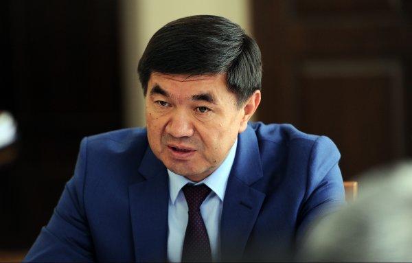 Атамбаев назначил новое руководство Киргизии