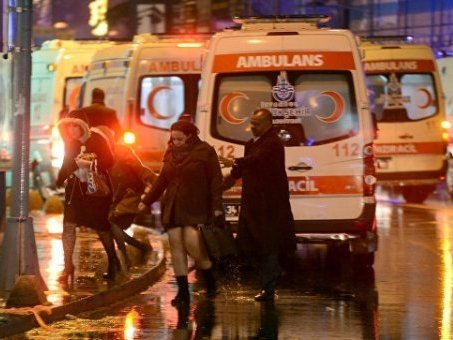 Киргизия направила Турции запрос оличности напавшего настамбульский ночной клуб