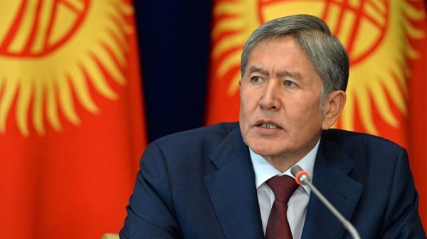 Лидером обеих прошедших революций был Атамбаев