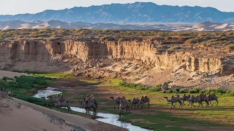 В Улан-Баторе построят туристический комплекс «Монгольская империя»