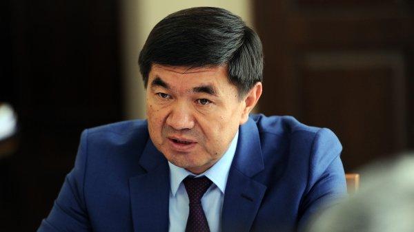 Вузы, области и деловые люди КР и Китайская республика договорились осотрудничестве