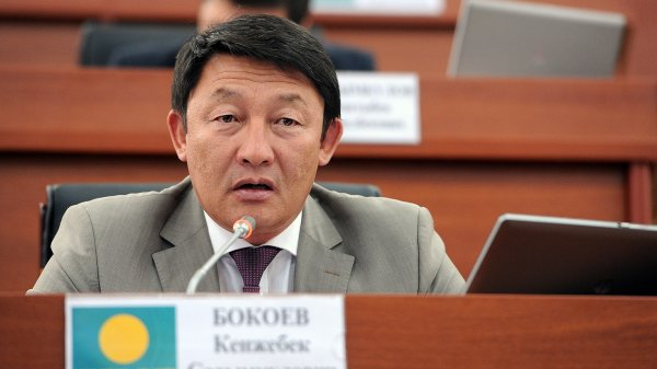 ВКиргизии парламент одобрил новый состав руководства