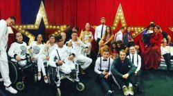 Танцевальная группа «Тумар» заняла третье место на конкурсе «Минута славы» в Братиславе