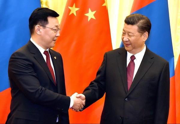 Китай предоставит Монголии грант в размере более $289 млн