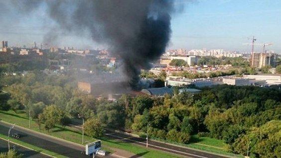 Киргизстанки, погибшие при пожаре  втипографии, работали в столицеРФ  официально