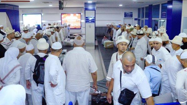 Паломники изКыргызстана возвращаются на отчизну