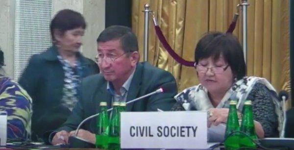 МИД Киргизии требует выгнать «лидера сепаратистов» смероприятия ОБСЕ