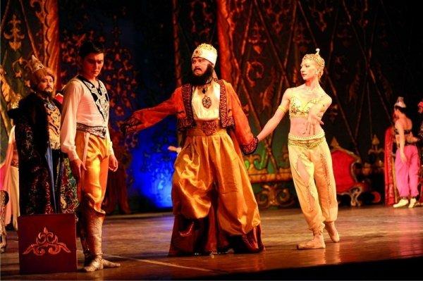 Балет «Чолпон» и «Дон Кихот» — Репертуар театра оперы и балета на октябрь