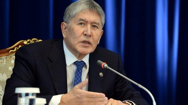 Атамбаев: «Себат» незакроем, однако переименуем иизменим устав