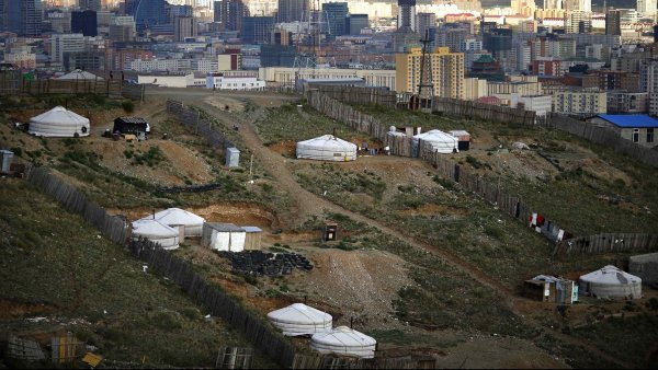 ВБ реализует проект в юрточных районах Улан-батора