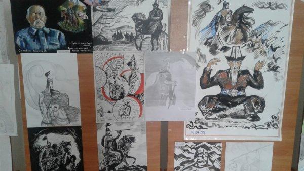 В Бишкеке прошел конкурс «Юный Манасчы»