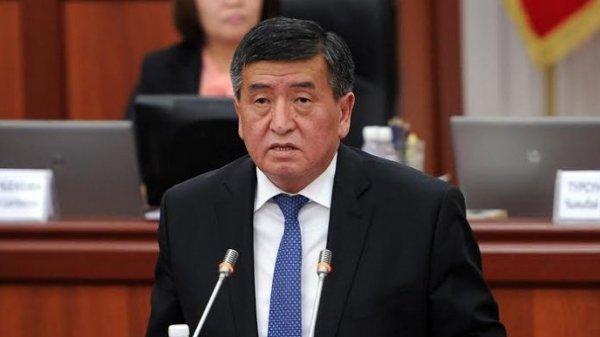 Выборы мэра города Бишкека назначены на11января
