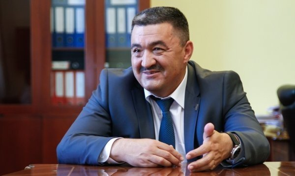 Мэром города Бишкек избран Албек Ибраимов