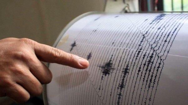 ВБаткене случилось землетрясение магнитудой 5,5, разрушений нет