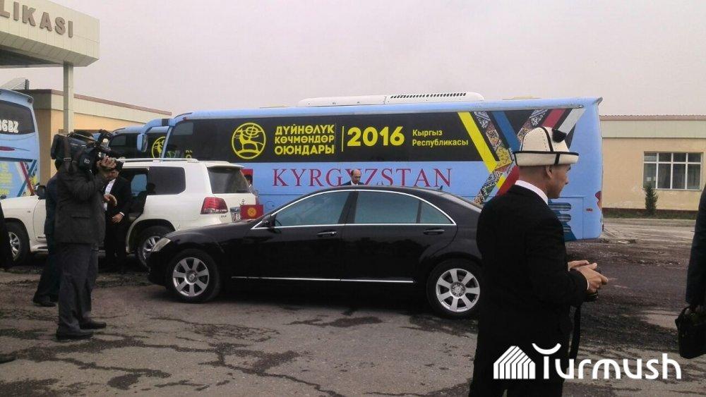 Приграничные области Кыргызстана иУзбекистана подписали меморандум осотрудничестве