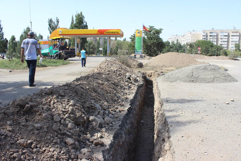маршрутка и ул.Ауэзова Бишкеке столкнулись на В автомашины 2 ...