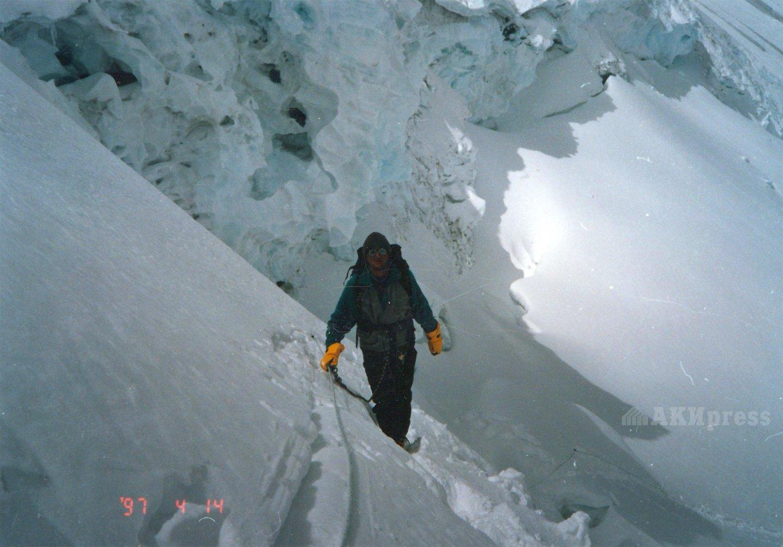 Эверест. Подъем на Северное седло / Фото: Дмитрий Греков