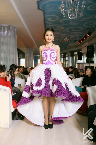 Авангард мода для девочек