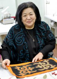 Люди Кыргызстана. Личная история. Нестан Байбулатова.