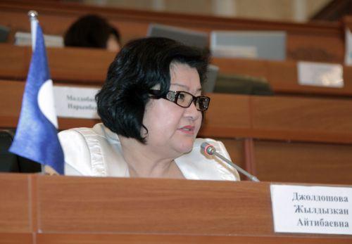 Состояние здоровья депутата Жогорку Кенеша Ахматбека Келдибекова ...