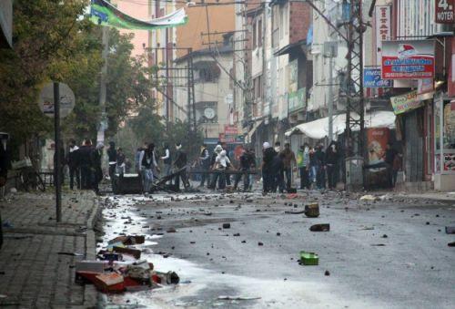 Протесты Турции