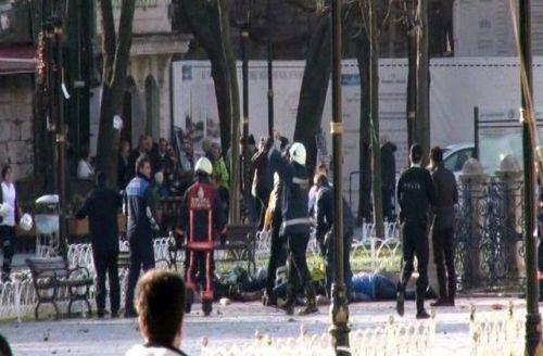 взрыв Стамбул 10