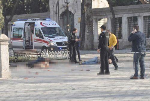 взрыв Стамбул 8