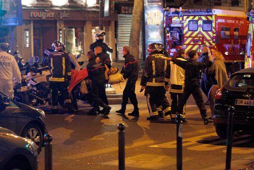 теракт париж