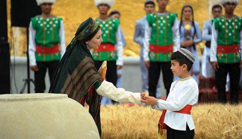 Хлеборобы Туркменистана опять не выполнили план по сбору пшеницы