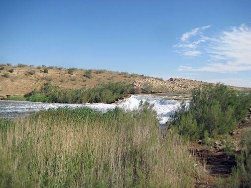 Озеро Алтын Ясыр