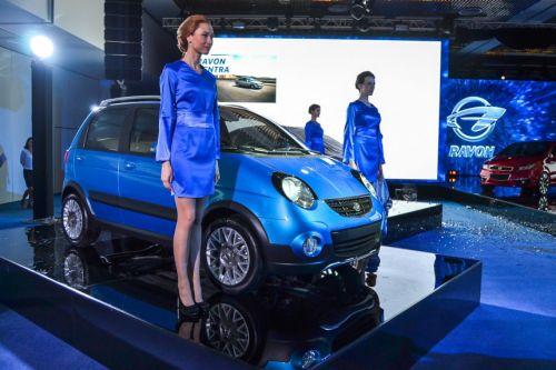 Автомобиль Matiz производства GM Uzbekistan снова стал самым дешевым автомобилем в России