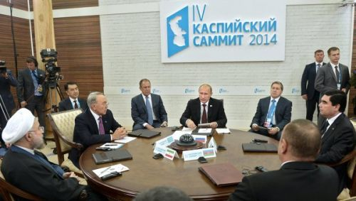Каспийский саммит 2014