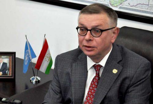 ПРООН в Таджикистане А.Зуев