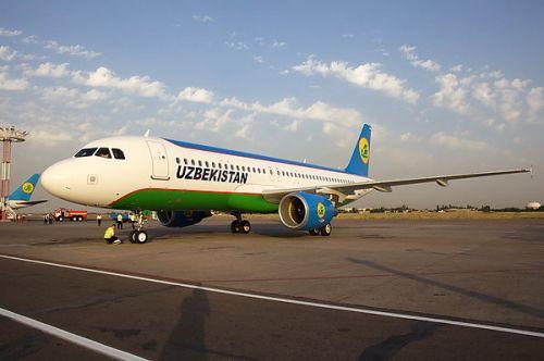 airbus a320 uzbekistan