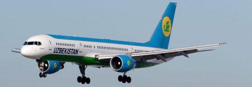 Boeing-757-200-VP-BUB-Uzbekistan-Airways