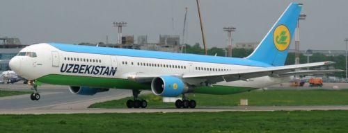 Uzbekistan_Airways_Boeing_767-300ER_DME_2006-6-3-958