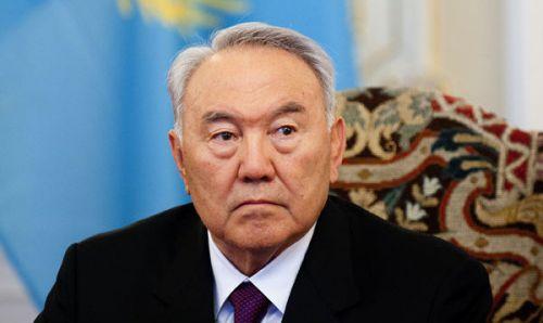 nazarbayev 2