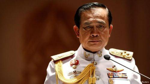 Gen. Prayuth Chan-ocha